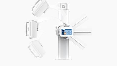凌腾®UC臂型动态多功能平板数字化医用X射线摄影系统