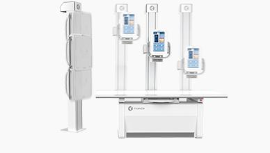 凌腾®双立柱型动态多功能平板数字化医用X射线摄影系统