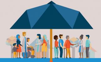 """""""互联网+""""优化医疗资源,助力全民健康覆盖目标"""