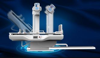凌腾™系列分体式全自动翱腾床型动态平板DR