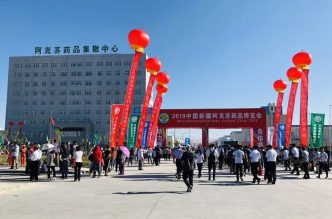 2019中国新疆阿克苏药品博览会